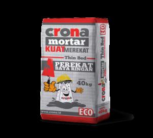 Lem kayu dan lem hpl Crona - thin bed ECO