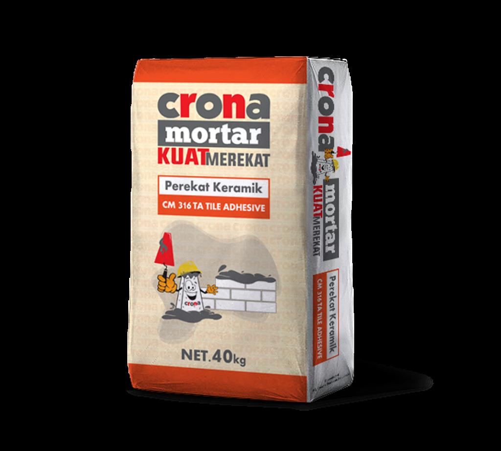 Lem kayu dan lem hpl Crona - tile adhesive 1