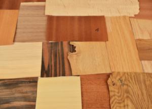 veneer kayu