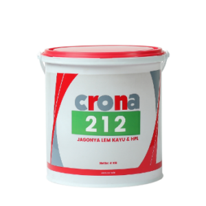 Lem kayu dan lem hpl Crona - Crona212PVAC 4Kg