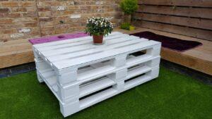 Lem kayu dan lem hpl Crona - pinterest.com white pallete coffee table 1